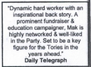 Alan Mak's Daily Telegraph quote that was never published